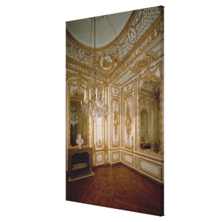 The Salon de Musique Music Room of Adelaide Pri Gallery Wrap Canvas