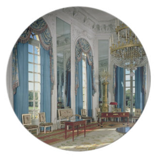 The Salon des Glaces (The Room of Mirrors) in the Melamine Plate