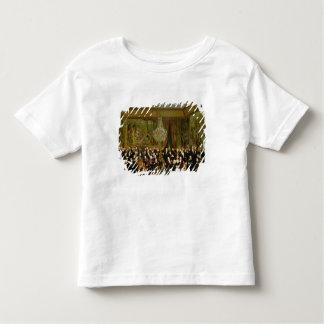The Salon of Alfred Emilien, Comte de Toddler T-shirt