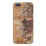 The Salon of Victor Hugo Cover For iPhone SE/5/5s