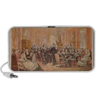 The Salon of Victor Hugo Speakers