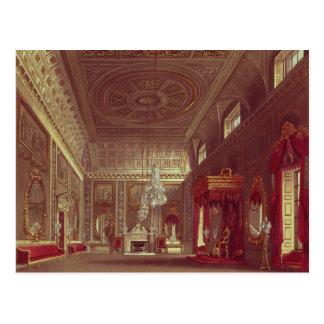 The Saloon, Buckingham Palace Postcard