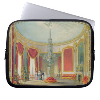 The Saloon in its final phase from Views of the Ro Laptop Sleeve
