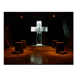 The Salt Cathedral Post Card