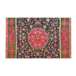 The Salting Carpet c 1588-98 Canvas Print