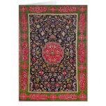 The Salting Carpet, c.1588-98 Greeting Card