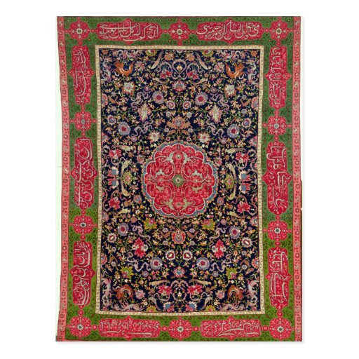 The Salting Carpet, c.1588-98 Postcard
