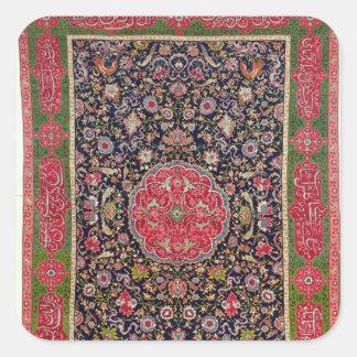 The Salting Carpet, c.1588-98 Square Sticker