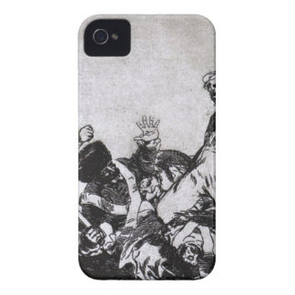 The same by Francisco Goya Case-Mate iPhone 4 Case