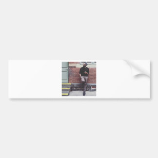 The Same Photo of David Eynaud Every Day Bumper Sticker