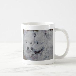 """""""The Samoyed Conversation"""" Mug"""