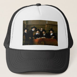 The Sampling Officials Trucker Hat