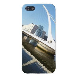 The Samuel Beckett Bridge iPhone 5 Covers