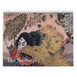 The Samurai Calendars