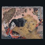 "The Samurai Calendar<br><div class=""desc"">From my private collection of japanese woodblock prints published from the late 18th century to the mid 19th century.</div>"