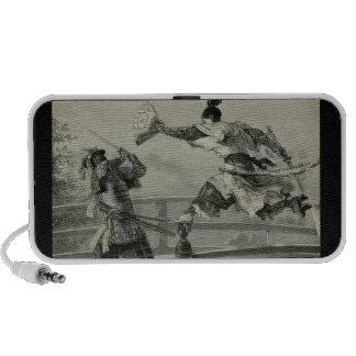 The Samurai Portable Speaker