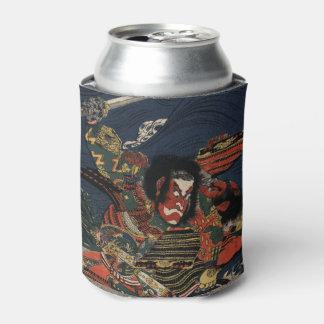 The samurai warriors Tadanori and Noritsune Can Cooler