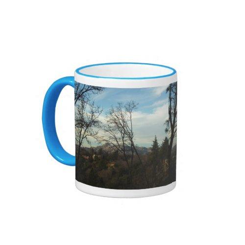 The San Bernardino Mountains Mug mug