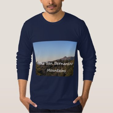 USA Themed The San Bernardino Mountains Shirt