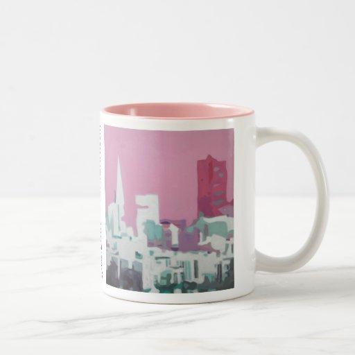The San Francisco Skyline Coffee Mug