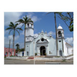 The San Miguelito Church Post Card