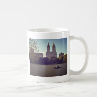 The San Remo seen from Central Park, New York City Coffee Mug