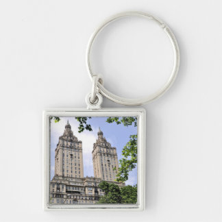 The San Remo Towers- Central Park West Keychain