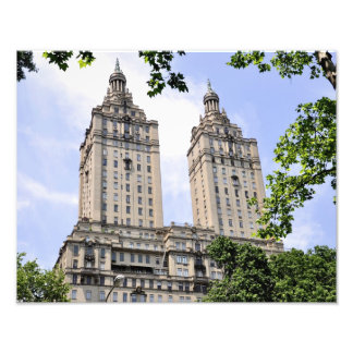 The San Remo Towers- Central Park West Photographic Print