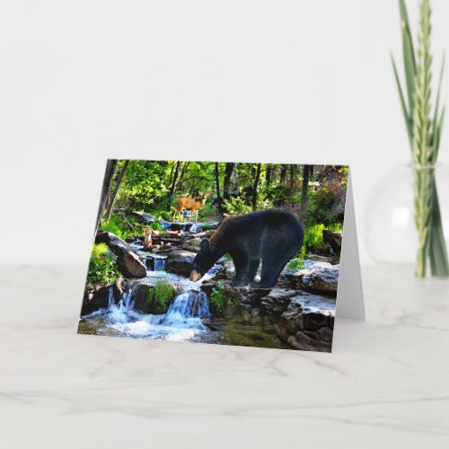 The Sanctuary Greeting Card