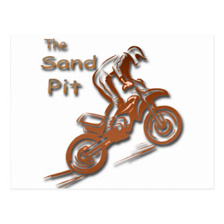 The Sand Pit Postcard