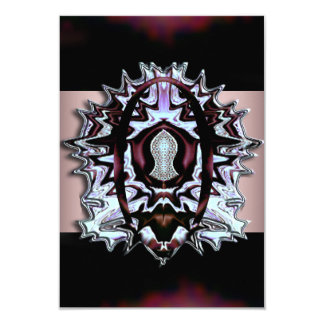 The Sandal Of The Prophet (Silvery Maroon) Card