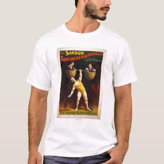 The Sandow Trocadero Vaudevilles Weightlifting T-Shirt