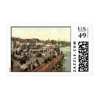 The Sands, Dumfries, Scotland Stamp