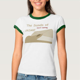 The Sands of Crime Ladies Shirt
