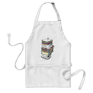 The Sandwich Apron