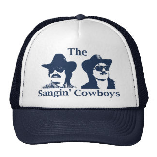 The Sangin' Cowboys Hat