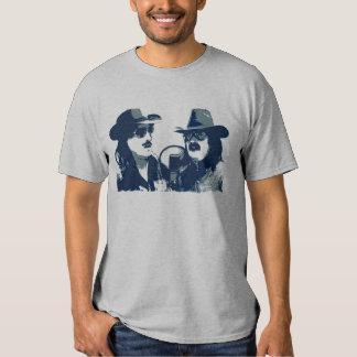 The Sangin' Cowboys Mic Sangin' Shirt
