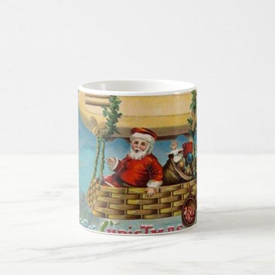 The Santa Blimp Coffee Mug