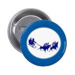 The Santa Claus sleigh - Pin