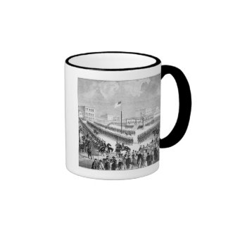 The Santee Sioux Uprising, Mankato, Minnesota, 186 Coffee Mug