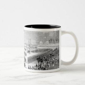The Santee Sioux Uprising, Mankato, Minnesota, 186 Coffee Mugs