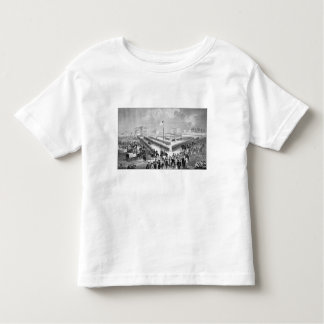 The Santee Sioux Uprising, Mankato, Minnesota, 186 Toddler T-shirt