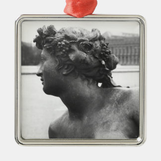 The Saone River ,from the Parterre Metal Ornament