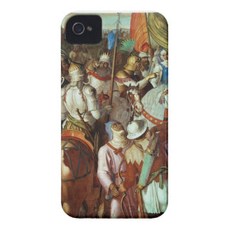 The Saracen Army outside Paris, 730-32 AD Case-Mate iPhone 4 Case