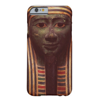 The sarcophagus of Psametik (664-610BC) detail of Barely There iPhone 6 Case