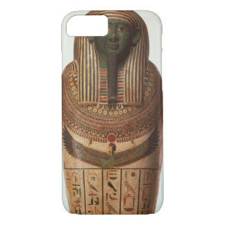 The sarcophagus of Psamtik I (664-610 BC) Late Per iPhone 8/7 Case