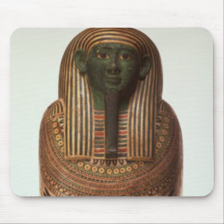 The sarcophagus of Psamtik I (664-610 BC) Late Per Mouse Pad