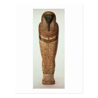 The sarcophagus of Psamtik I (664-610 BC) Late Per Postcard