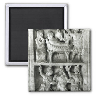 The Sarcophagus of the Nativity Magnet
