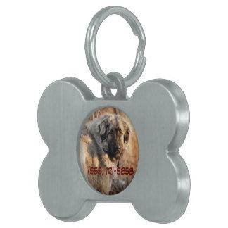 The Sarplaninac Dog Pet ID Tags
